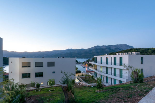 korcula holiday apartments for family holiday in Croatia
