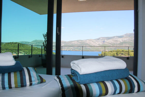 korcula holiday grand deluxe penthouse rosmarin in croatia