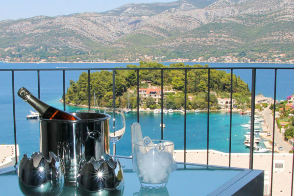 korcula holiday penthouse oleander